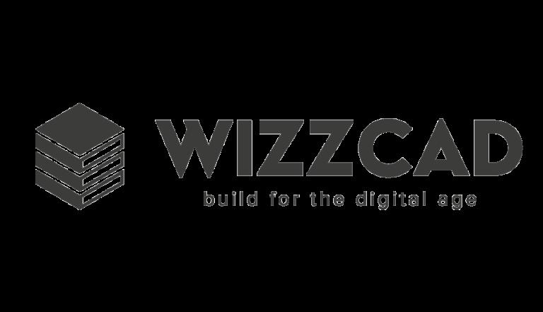 logo wizzcad noir sur fond transparent