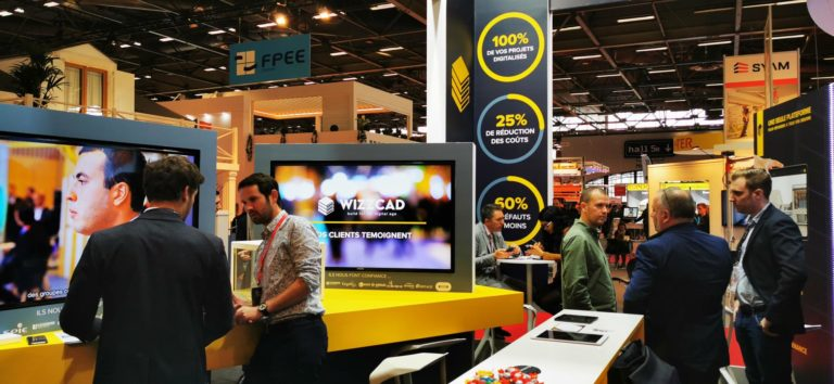 wizzcad au salon batimat 2019