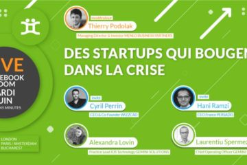 webinar des startups qui bougent dans la crise