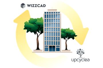 Partenariat Upcyclea et Wizzcad